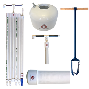 Large Bore DIY Water Well Kit - Emergency Water Well