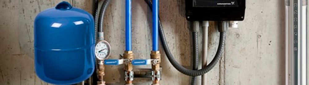 Install a Constant Pressure System to Prevent Problems